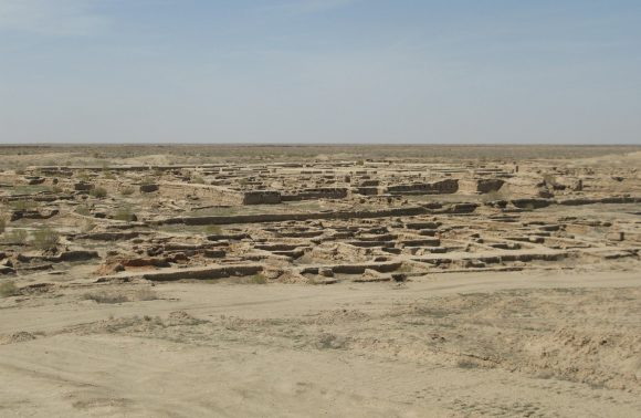 Lost Cities of The Silk Road